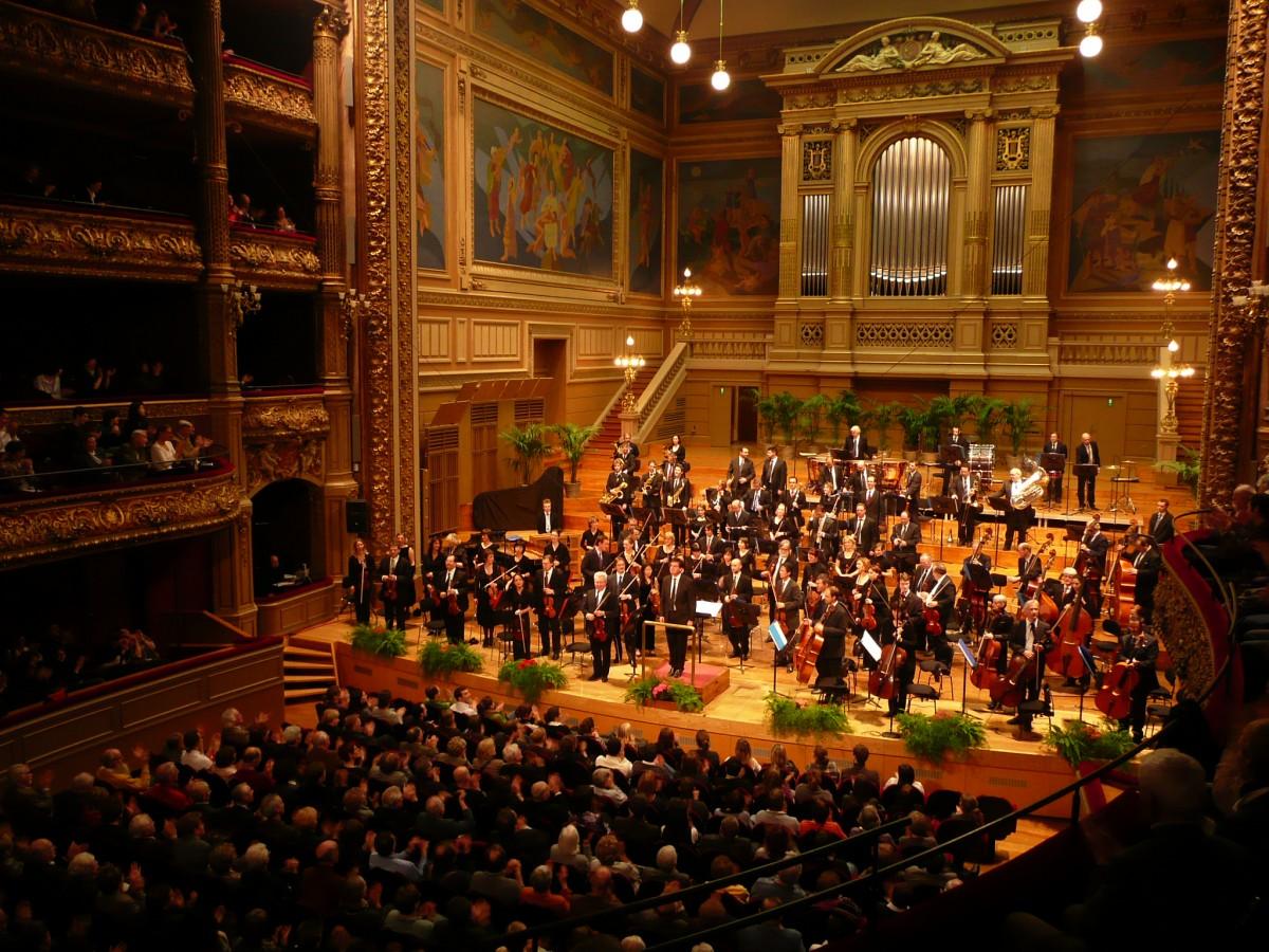 Orchestre philharmonique - Liege - Orchestre