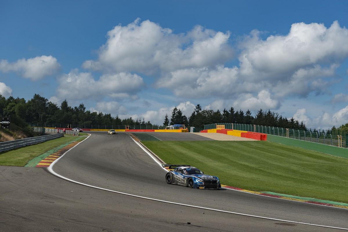 Circuit de Spa Francorchamps GT 02© Jean-Marc Léonard