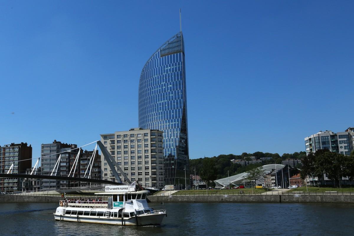 Liège - Navette fluviale - navette