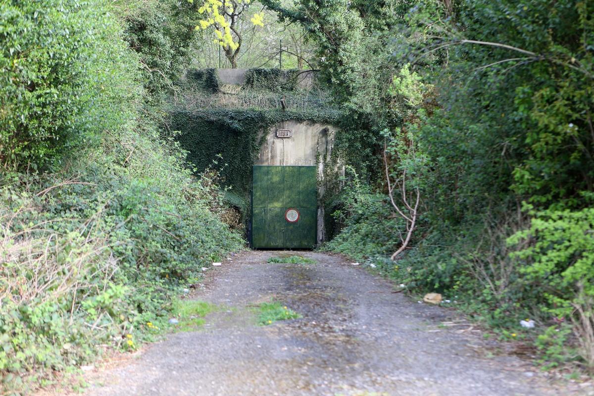Fort de Liers - Porte