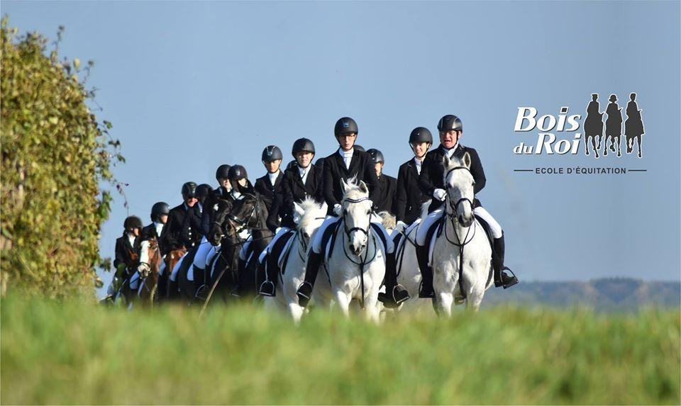 Ecole d'équitation Bois du Roi Warsage2