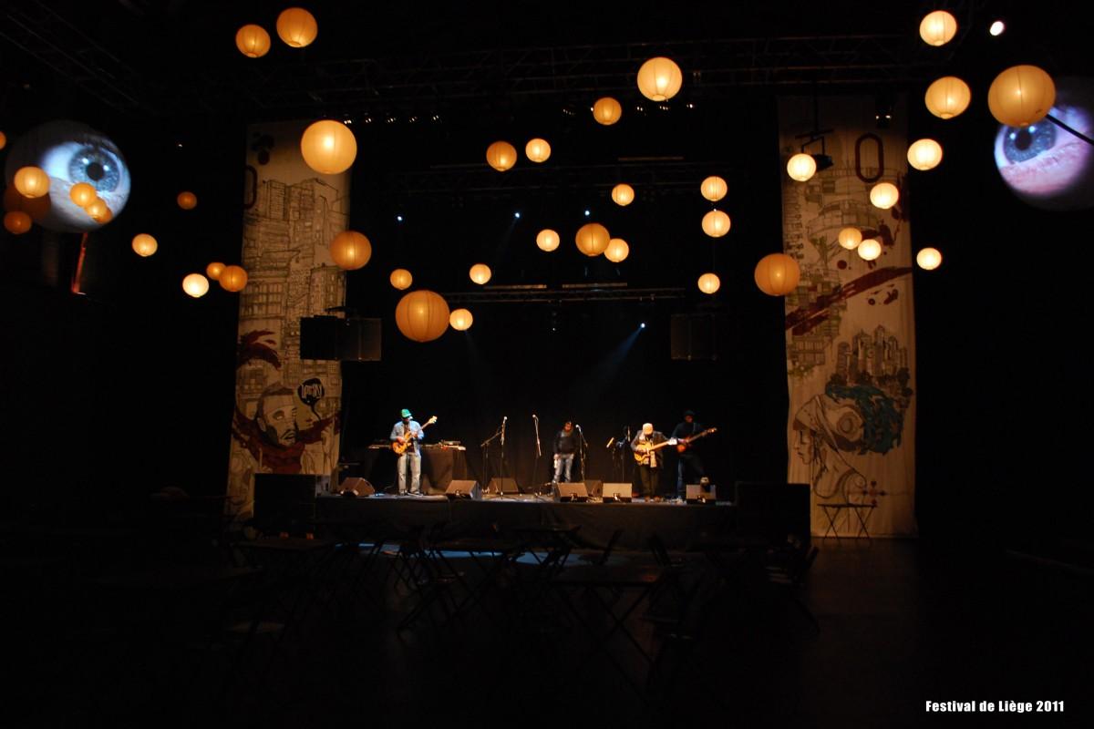 Manège Fonck - Liège - Festival 2013