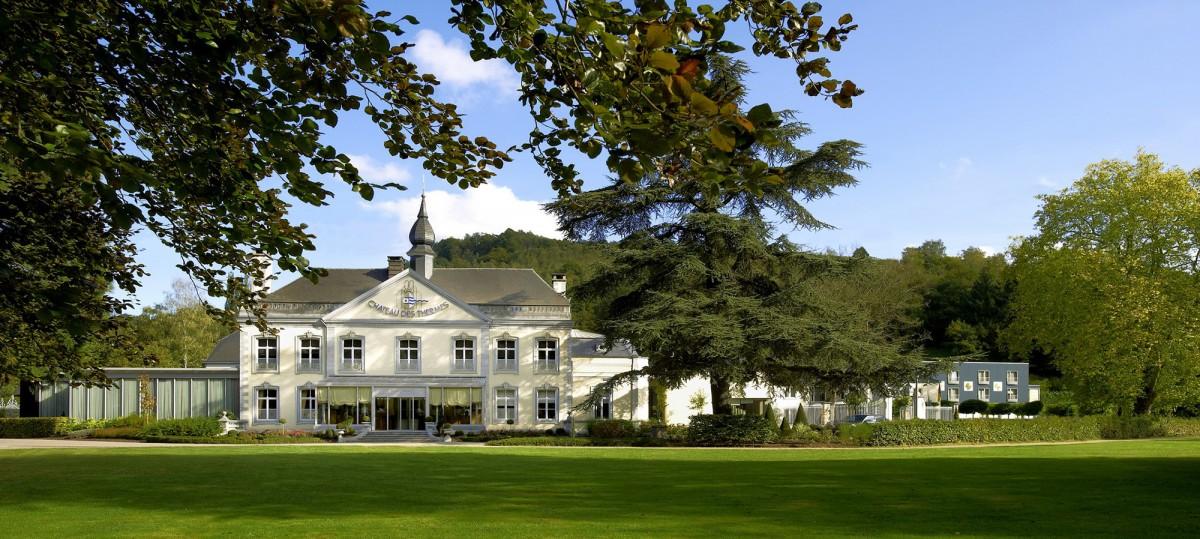 Château des Thermes - Chaudfontaine - Vue générale