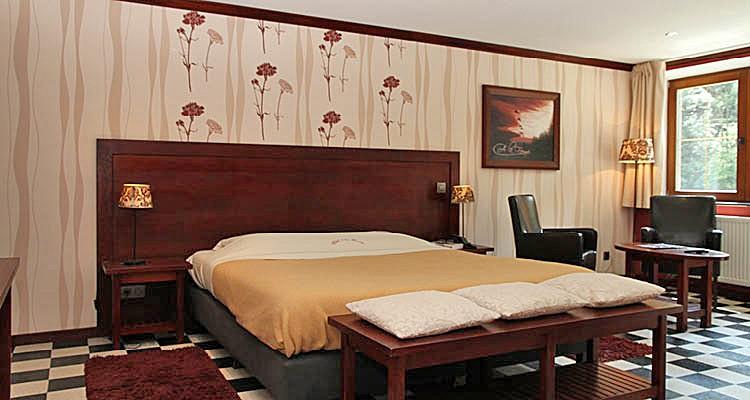 Hotel de la ferme chambre 2
