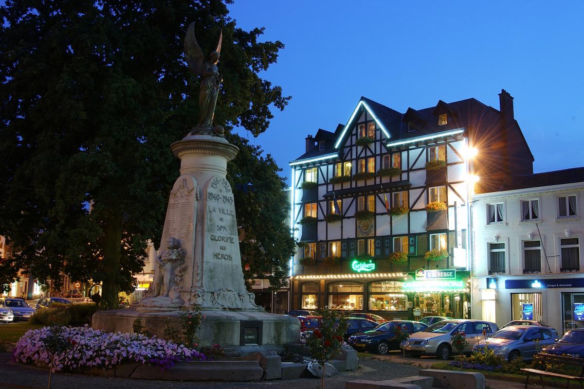 Hôtel - L'Auberge- Vue extérieure