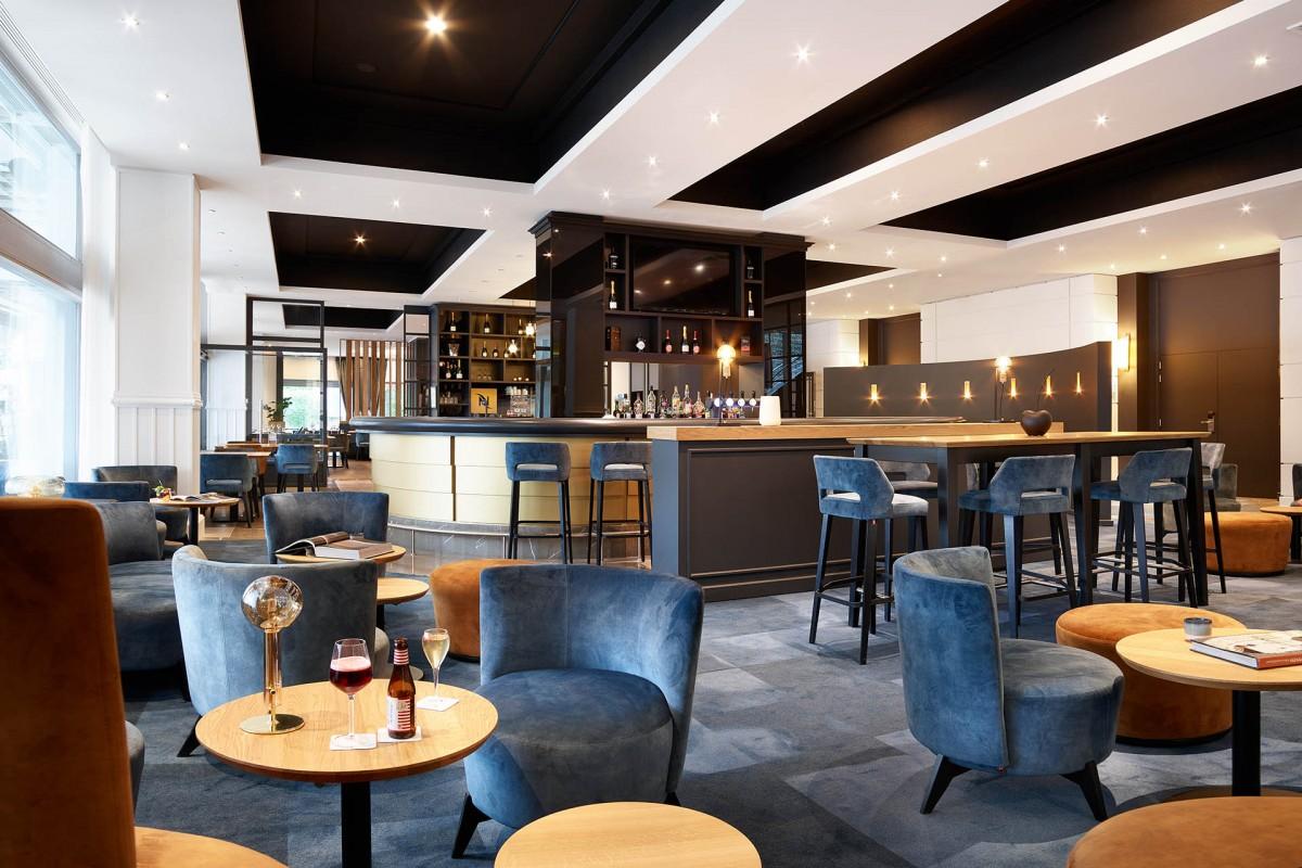 Radisson Blu Palace Hotel - Espace bar/restaurant