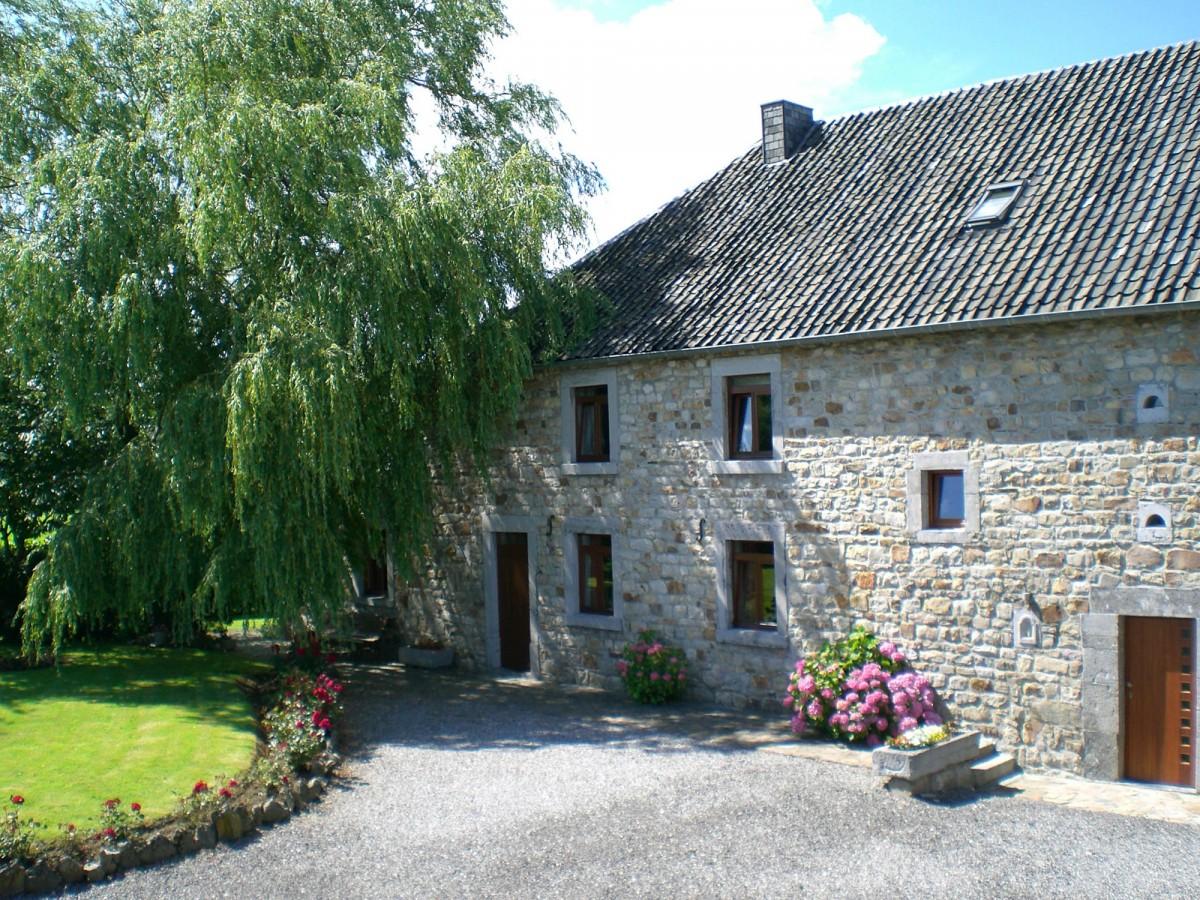 La Griffe à Foin - Henri-Chapelle - Façade