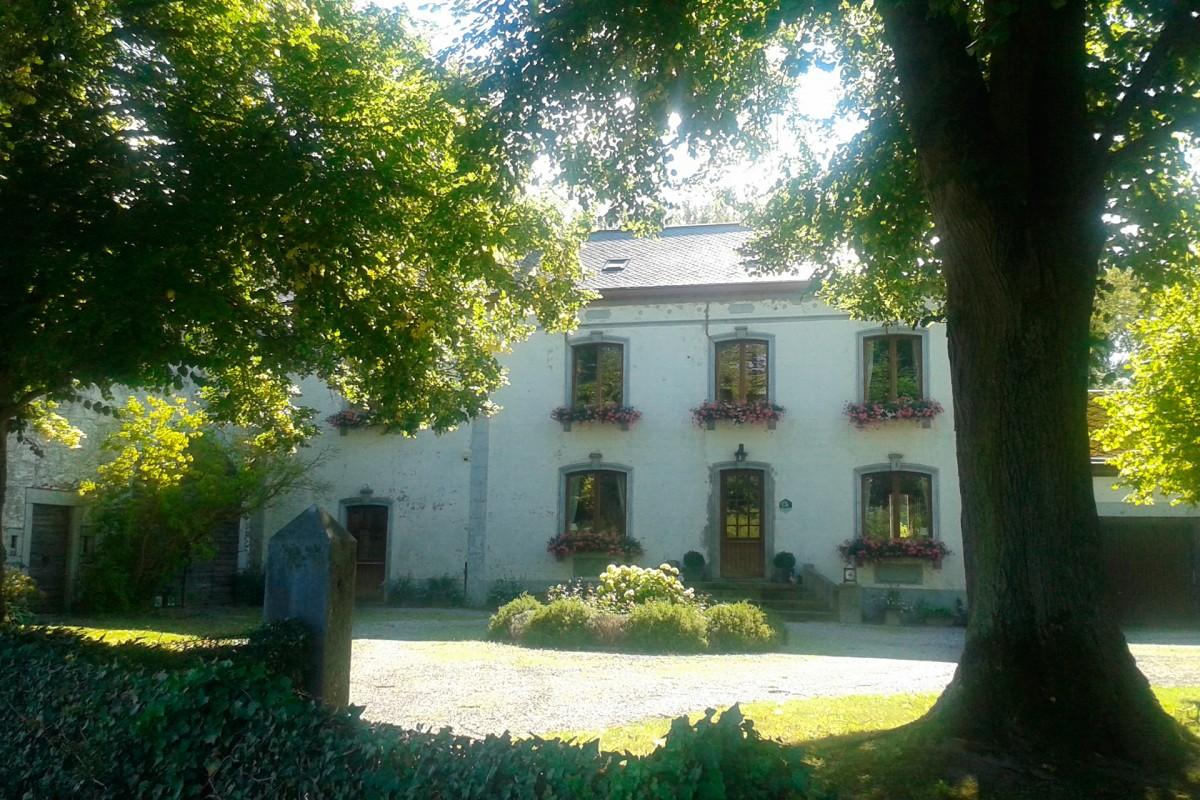 Moulin des Falihottes - Braives - Façade