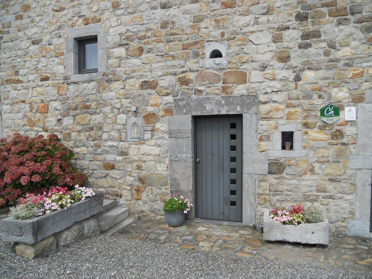 La Griffe à Foin - Henri-Chapelle - Entrée