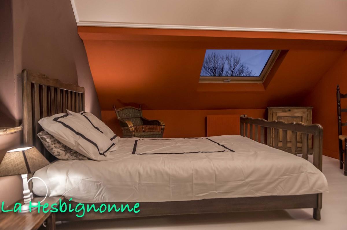 L'en vert du décor - Lincent - Chambre Hesbignonne