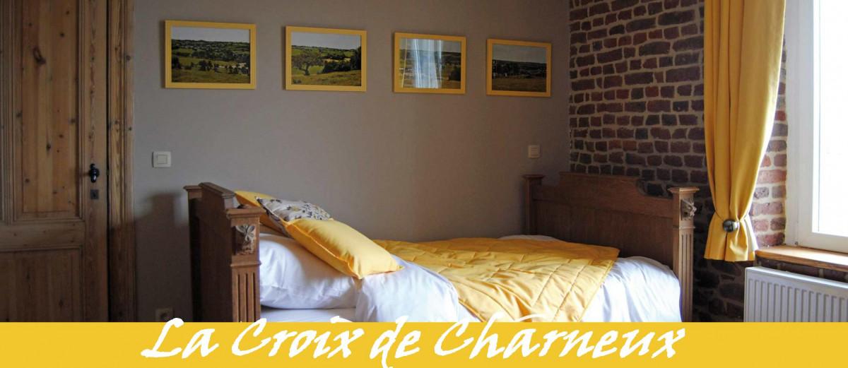 La Croix de Charneux-Bannière