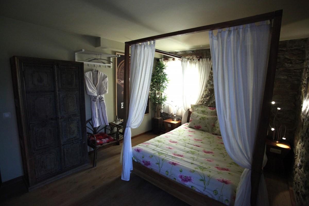 La Fiole Ambiance - Ferrières - Chambre