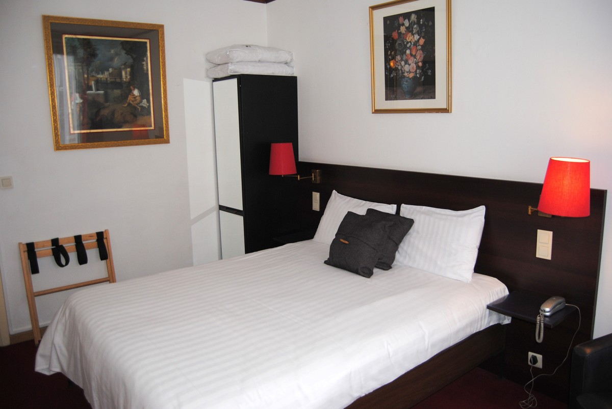 Hôtel la Passerelle - chambre double