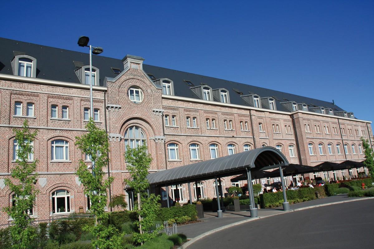 Hôtel Verviers - Facade jour