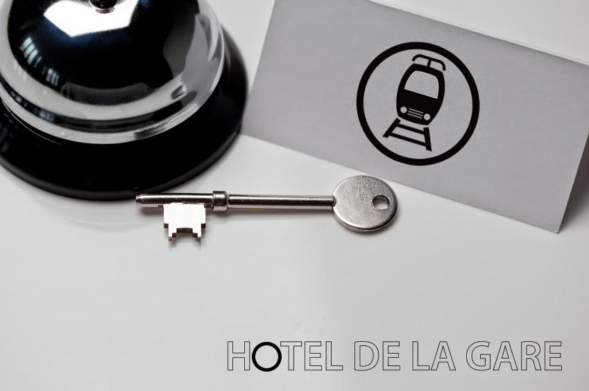 Hotel de la gare clé