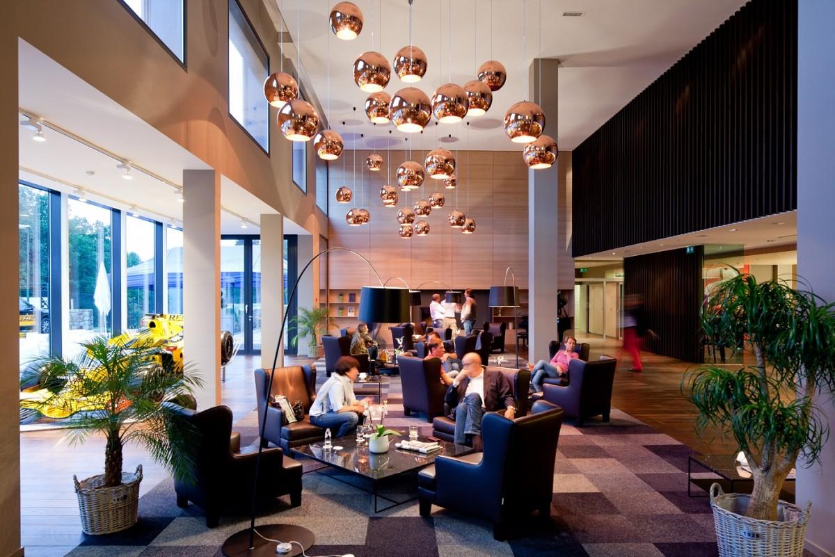 Hotel de la Source Lobby (R)
