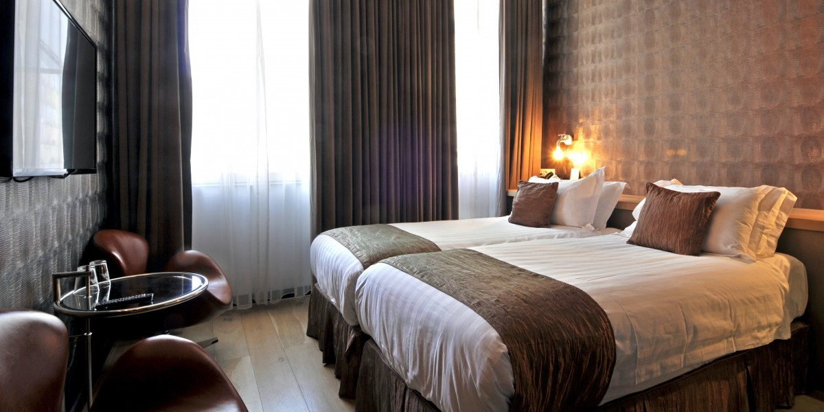 Amosa Liège City Centre Hotel - Chambre