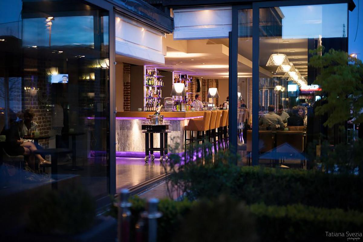 Van der Valk Congres Hotel Liège - Bar