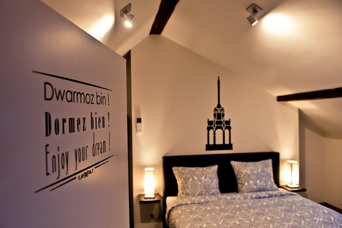 Les Suites de Nanesse - chambre
