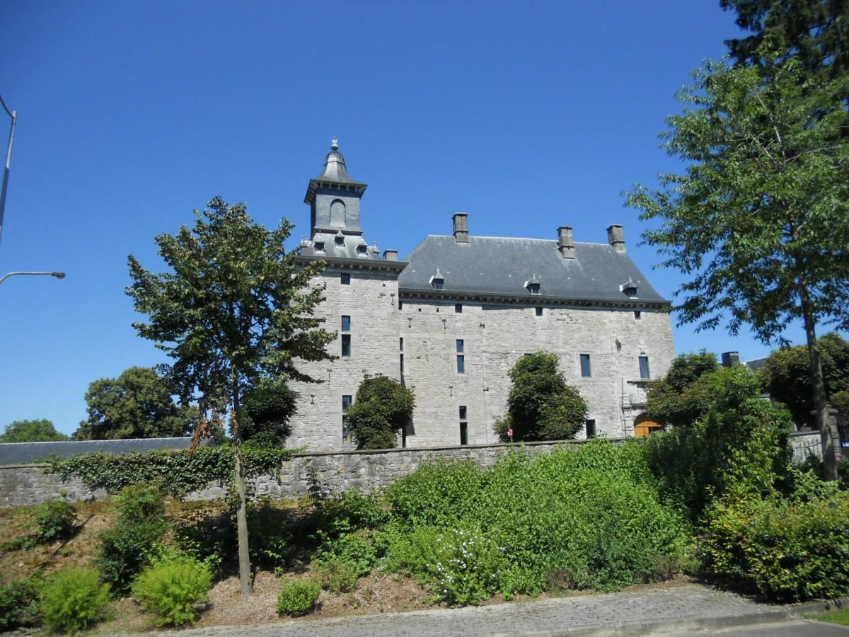 Chateau de Harzé - Harzé - Façade