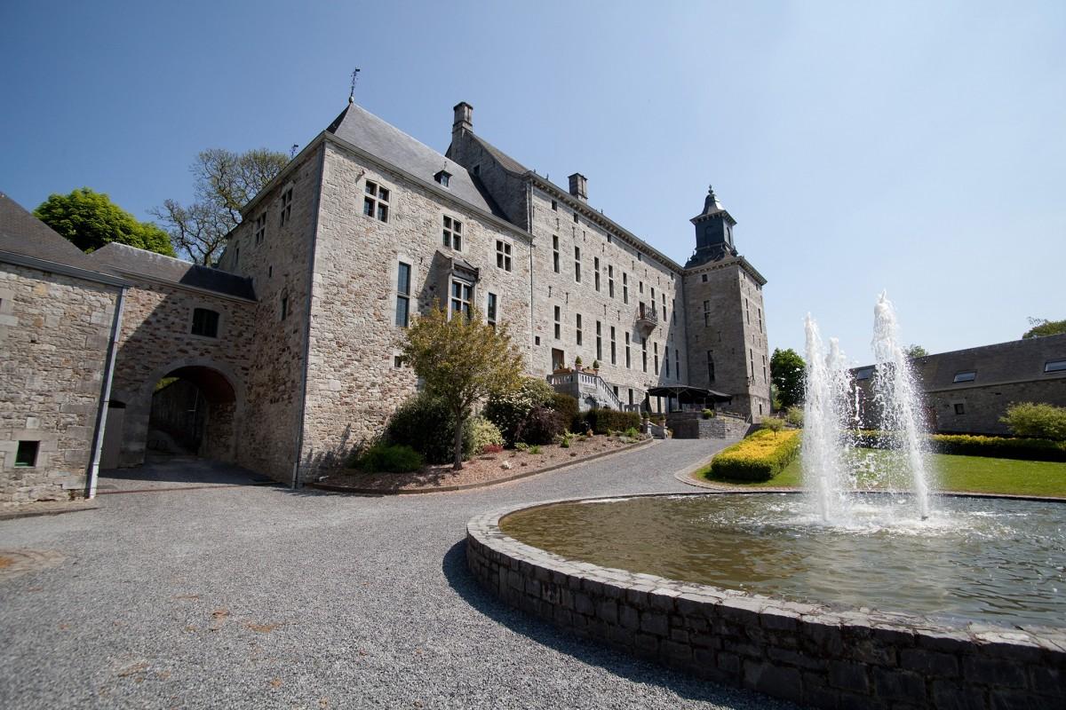 Château de Harzé - Harzé - Façade