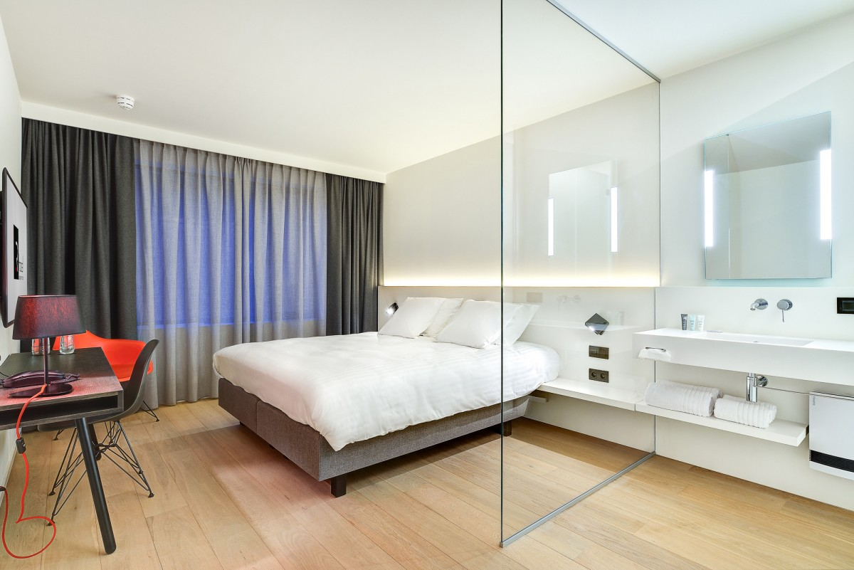 R Hotel - Aywaille - Chambre
