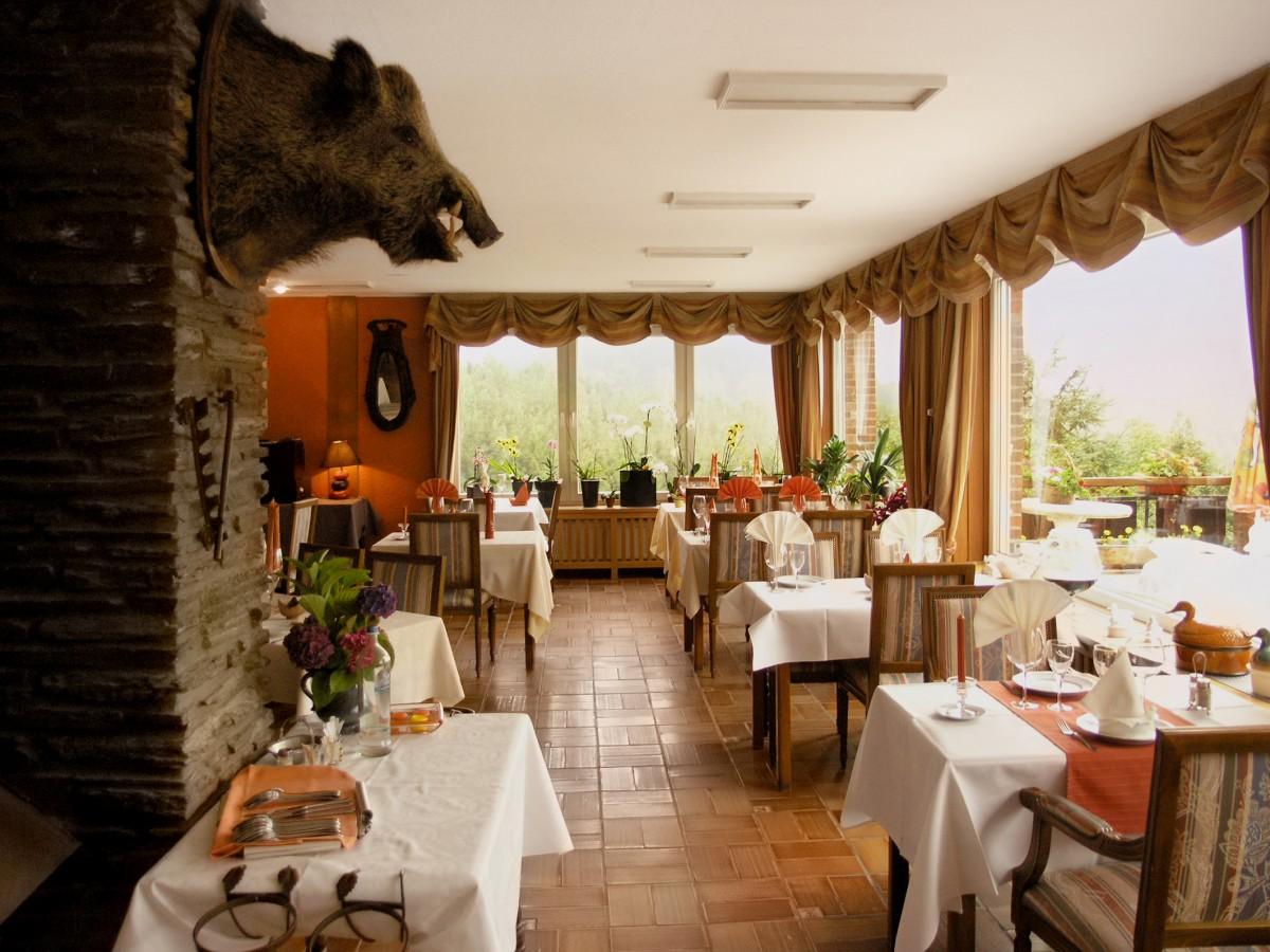 Hostellerie Doux Repos - Restaurant