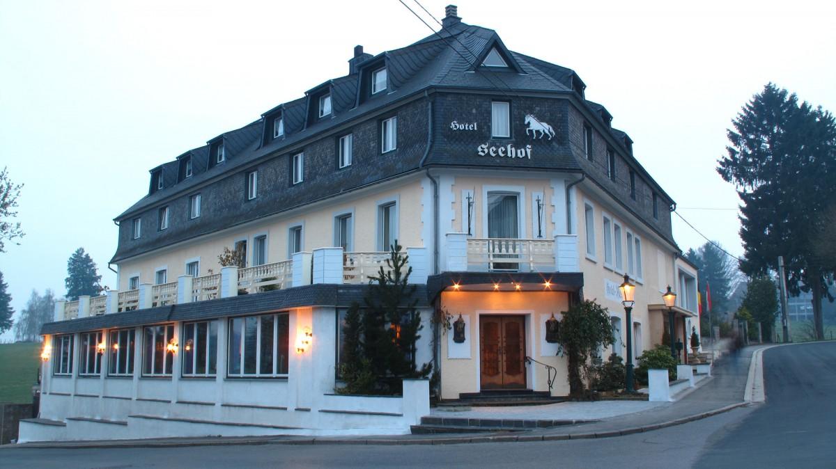 Hôtel Seehof & Thermes - Façade