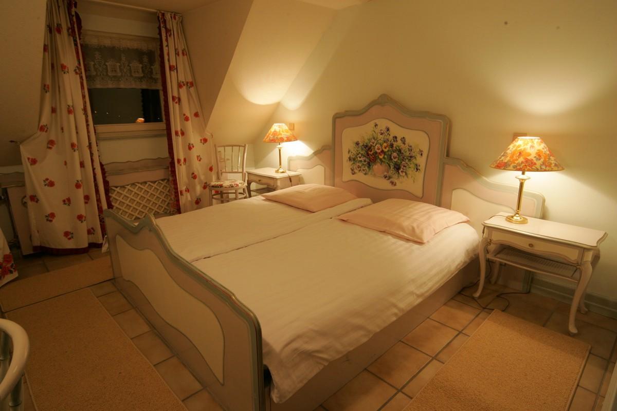 Hôtel Seehof & Thermes - chambre mansardée