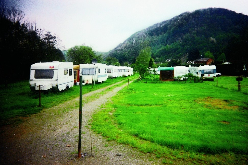 Camping Les Evieux