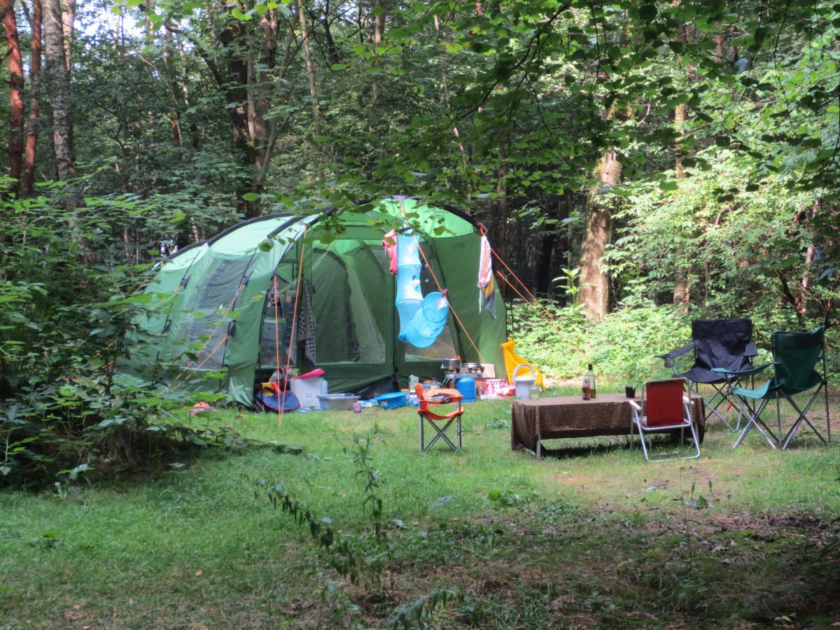 Camping Wesertal 1