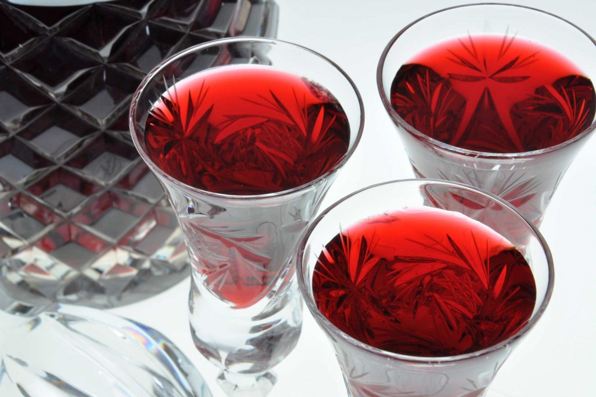 Alcool-fraise