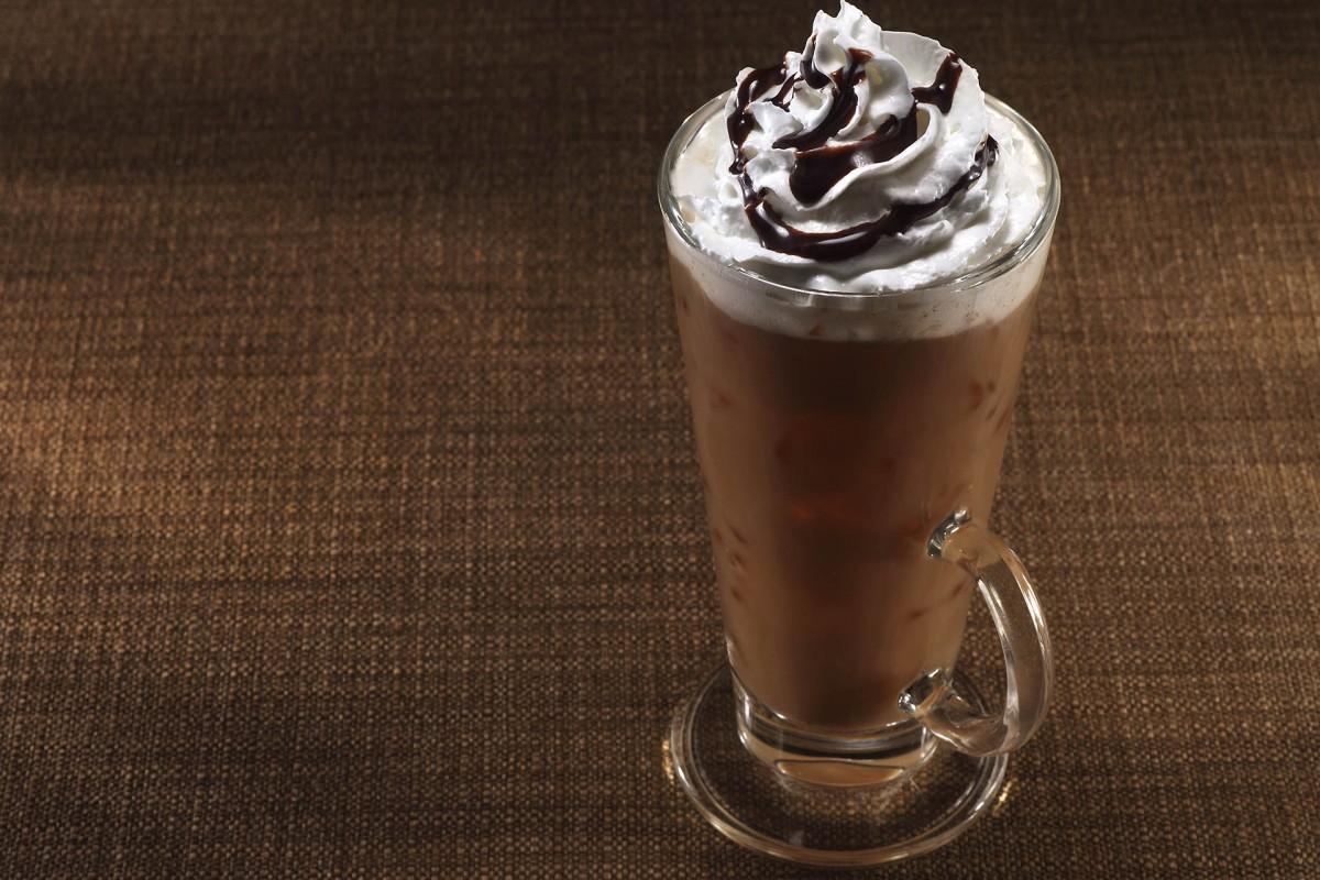 Cafe liégeois