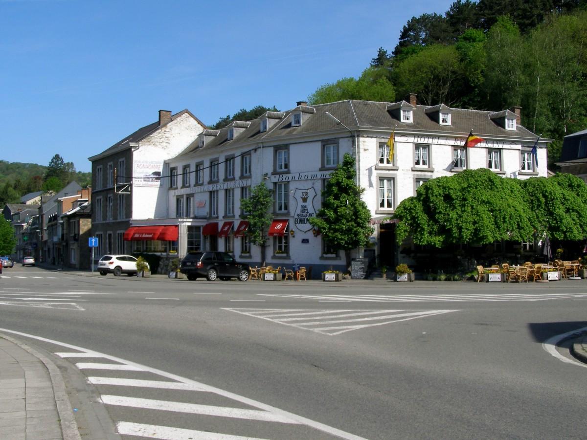 Royal Hôtel Restaurant Bonhomme