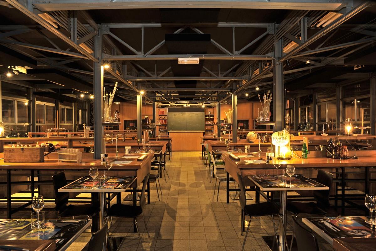 Restaurant - Liège - Le labo 4