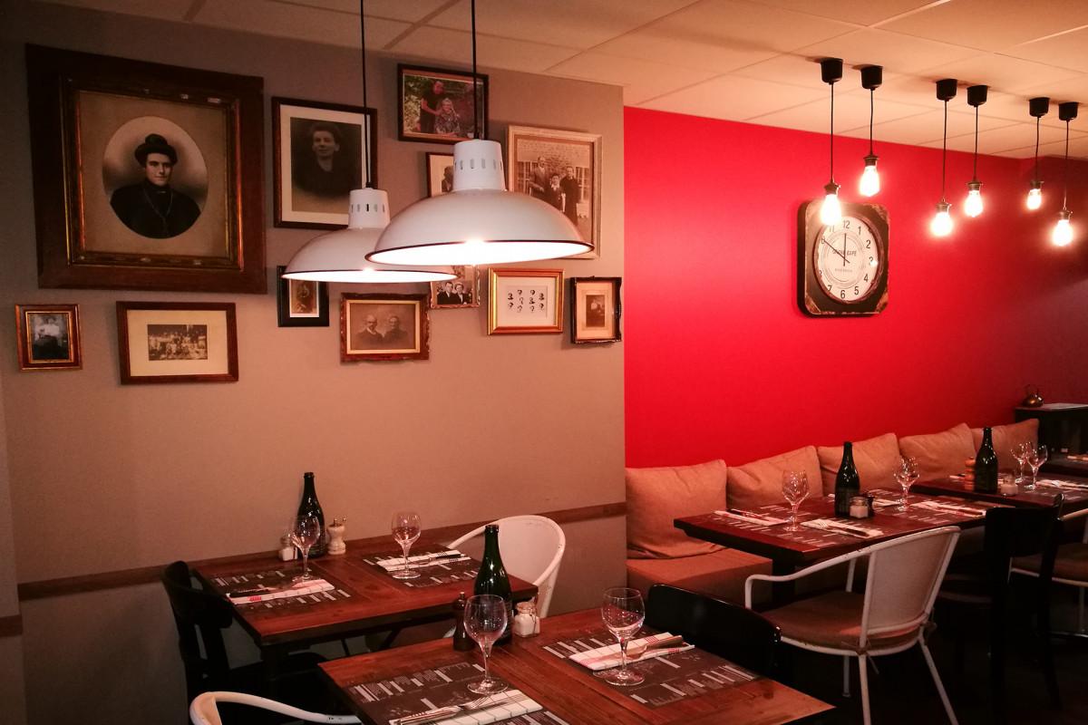 Restaurant - Hannut - Qui ramène Bobonne?