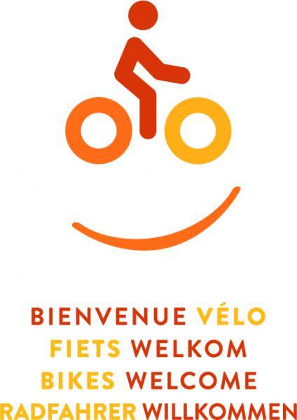 Centre d'hébergement Le Fagotin - Bienvenue Vélo - Logo