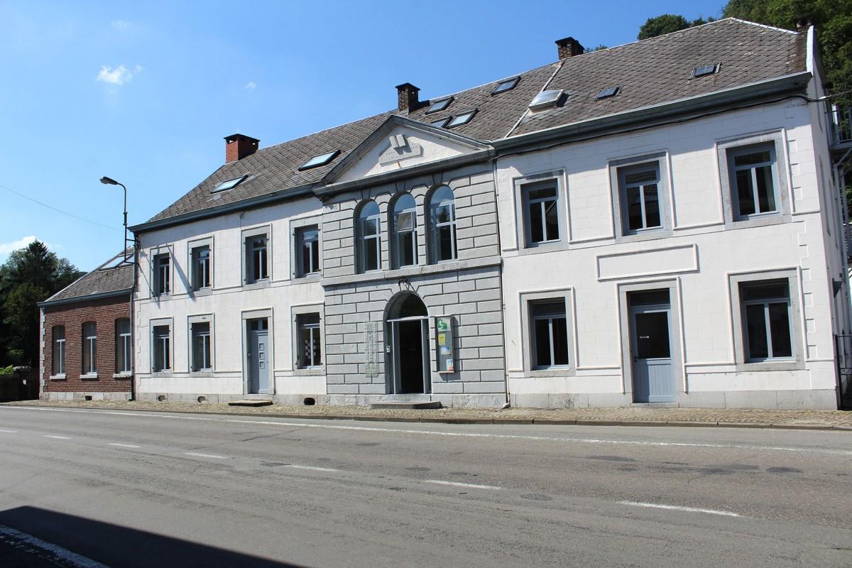 Centre Protestant de Nessonvaux - Extérieur - Façade
