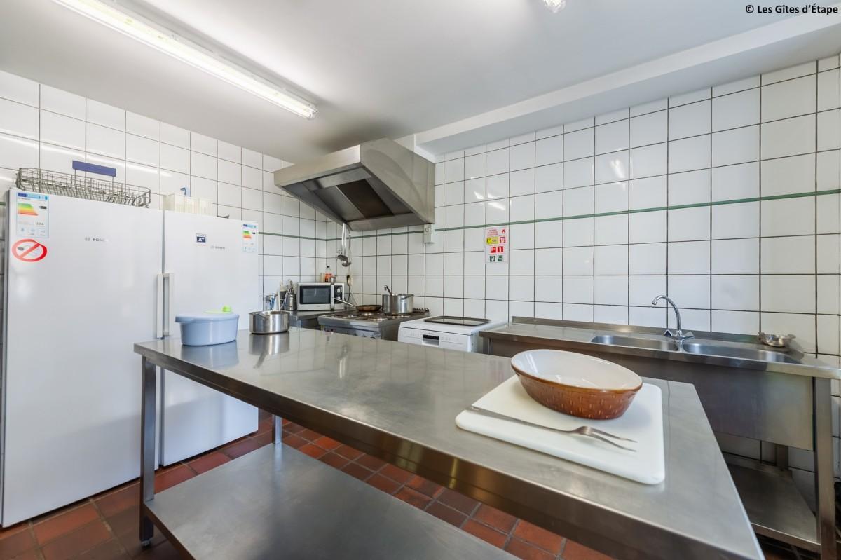 Gîte Kaleo - La Reid - Cuisine