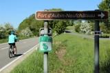 Balades en boucle - La balade des 3 Frontières - Fort d'Aubin-Neufchâteau