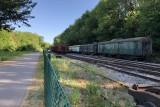 Fietsen, Treinen & Landschappen - Lijn 38 - Voormalig station van Hombourg - RAVeL