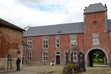 M.T. Terres-de-Meuse - Antenne Burdinale-Mehaigne - Burdinne - Cour intérieure