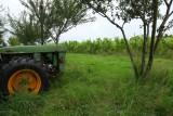 Domaine Celiandre - Flémalle - Tracteur vignes