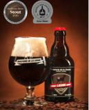 Brasserie de la Lienne - Stout - bière noir