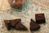 Morceaux-chocolat