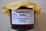 Li potikèt de Cédric - Herstal - confiture prunes