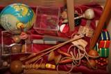 Musée du Jouet et de l'Enfant - jouets anciens