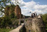 Château de Franchimont - Theux - Château - vue générale