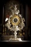 13. Ostensoir-soleil. 1699. Tr+®sor de l_+®glise Notre-Dame de la Licour -® S. Smets´Çó