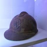 Casque Adrian Belge modèle 1916